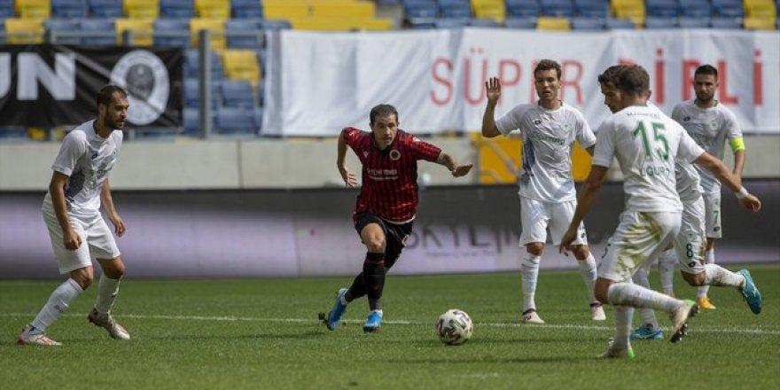 Gençlerbirliği-İttifak Holding Konyaspor: 0-0