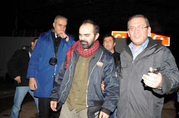 Foto muhabiri Bünyamin Aygün Türkiye'ye getirildi 1