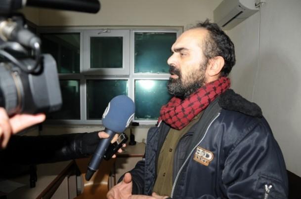 Foto muhabiri Bünyamin Aygün Türkiye'ye getirildi 2