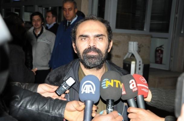 Foto muhabiri Bünyamin Aygün Türkiye'ye getirildi 4