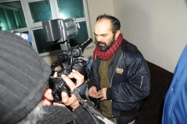 Foto muhabiri Bünyamin Aygün Türkiye'ye getirildi 6