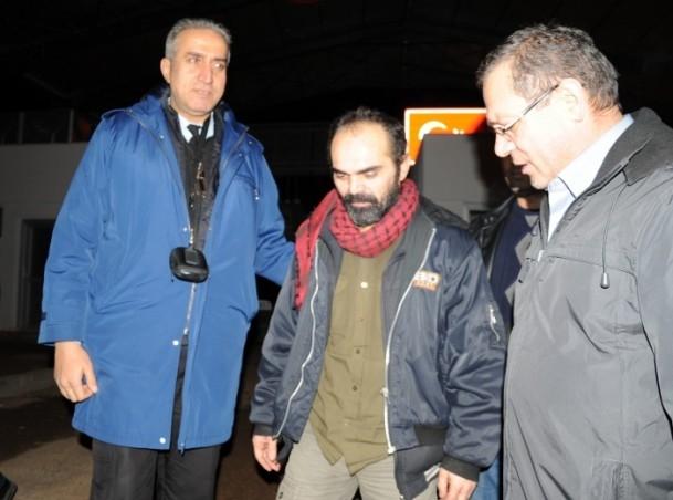 Foto muhabiri Bünyamin Aygün Türkiye'ye getirildi 8