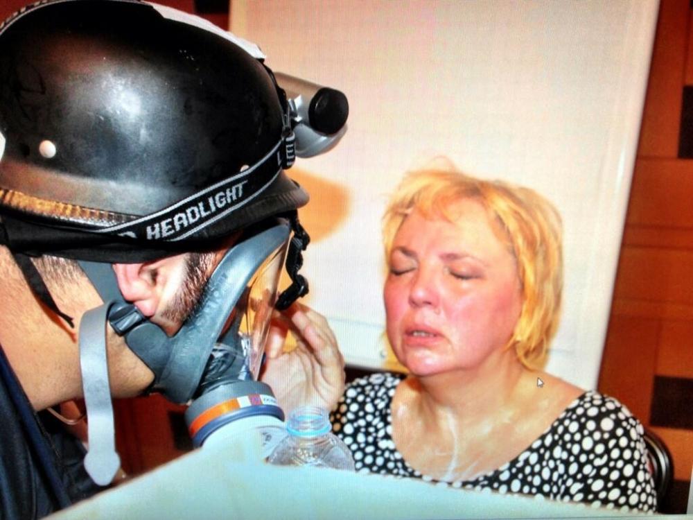 Almanya Polisi Göstericilere Canine Saldırdı 25