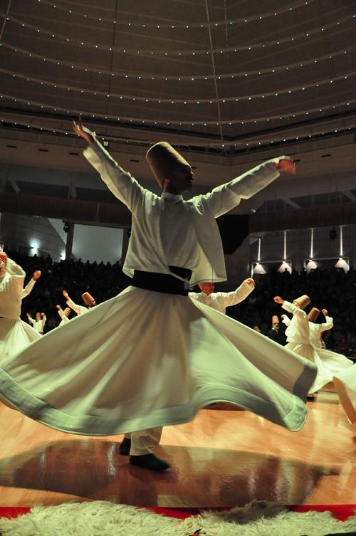 Şeb-i Arus törenleri başladı 13