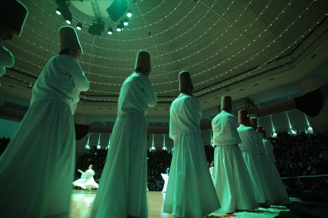 Şeb-i Arus törenleri başladı 19