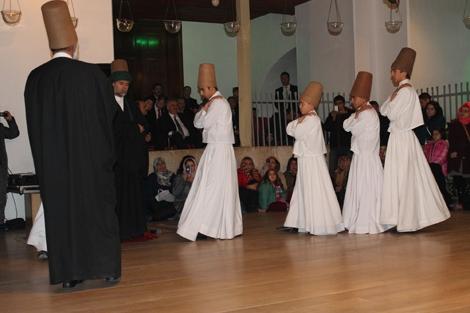 Şeb-i Arus törenleri başladı 6