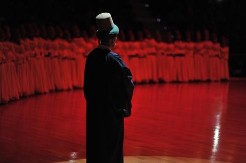 Şeb-i Arus törenleri başladı 8