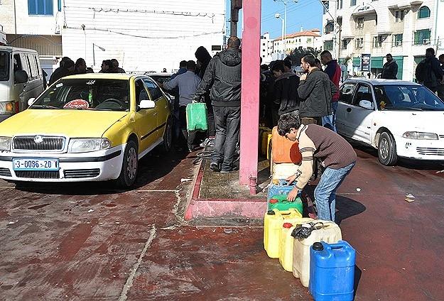 Gazze'deki akaryakıt krizi büyüyor 1