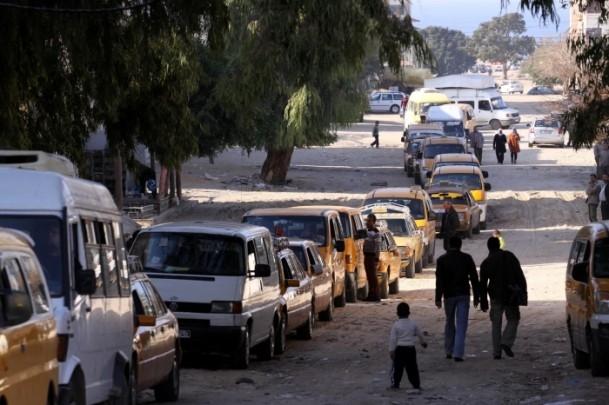Gazze'deki akaryakıt krizi büyüyor 11