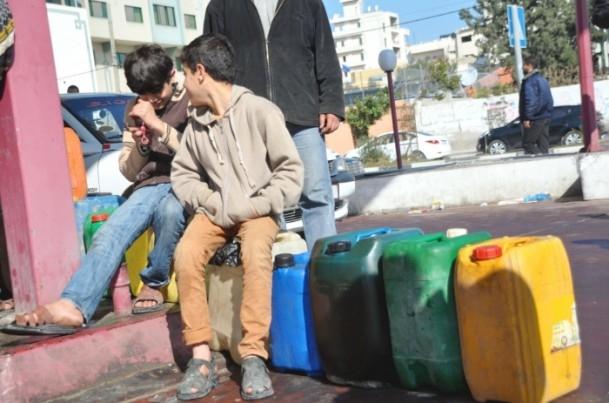 Gazze'deki akaryakıt krizi büyüyor 4
