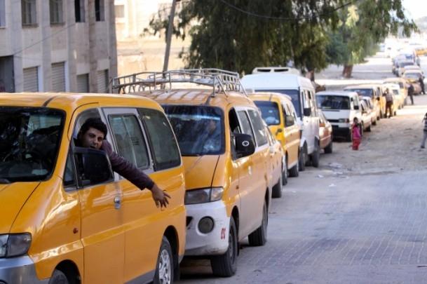 Gazze'deki akaryakıt krizi büyüyor 5
