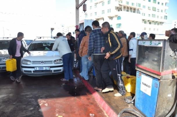Gazze'deki akaryakıt krizi büyüyor 6