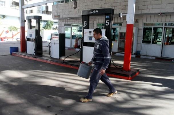 Gazze'deki akaryakıt krizi büyüyor 9