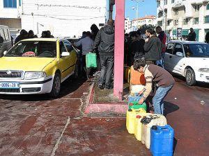Gazze'deki akaryakıt krizi büyüyor