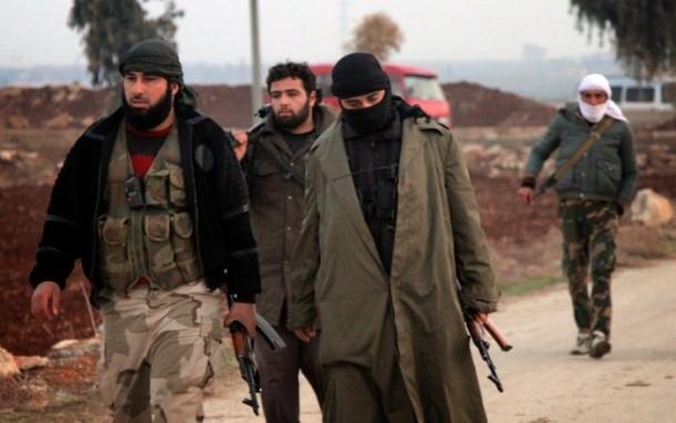 Suriye'de kuzeydeki IŞİD'le çatışmalar 1