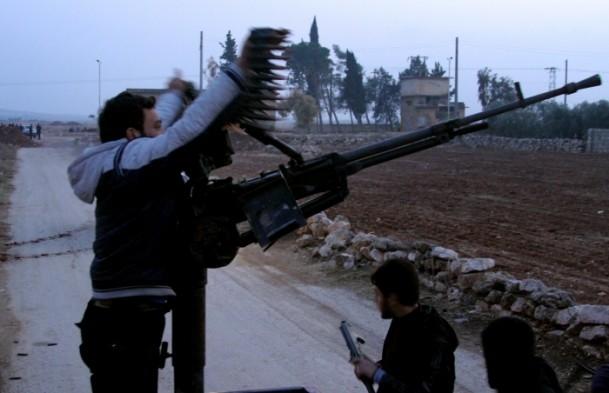 Suriye'de kuzeydeki IŞİD'le çatışmalar 10