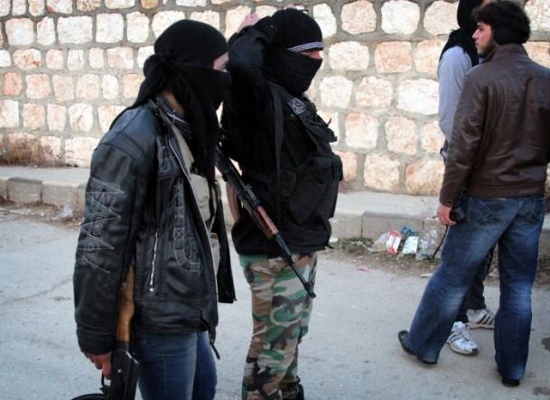 Suriye'de kuzeydeki IŞİD'le çatışmalar 3