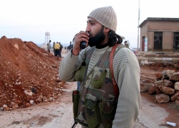 Suriye'de kuzeydeki IŞİD'le çatışmalar 6