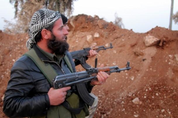 Suriye'de kuzeydeki IŞİD'le çatışmalar 7
