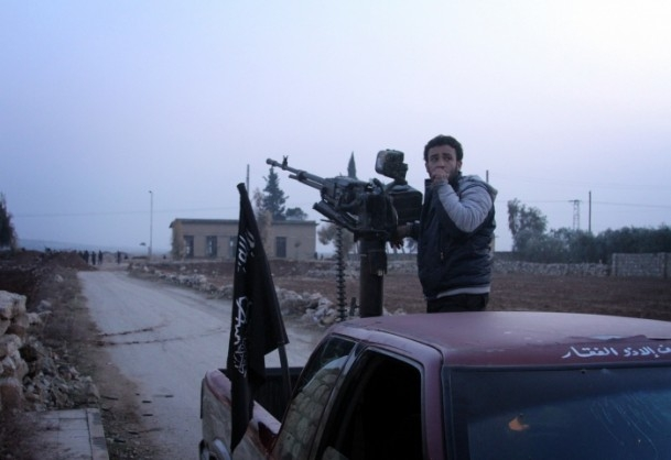 Suriye'de kuzeydeki IŞİD'le çatışmalar 8