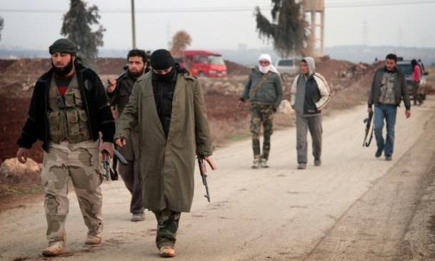 Suriye'de kuzeydeki IŞİD'le çatışmalar 9