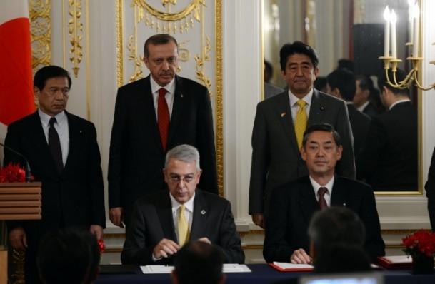Başbakan Erdoğan Japonya'da 4