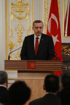 Başbakan Erdoğan Japonya'da 6