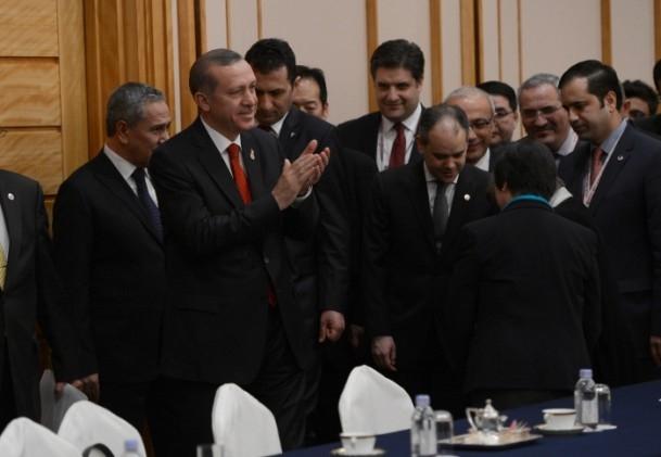 Başbakan Erdoğan Japonya'da askeri törenle karşılandı 4