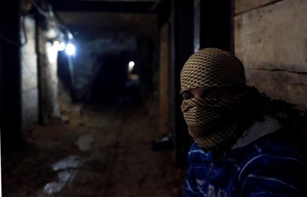 Mısır'ın tahrip ettiği Gazze tünelleri 7