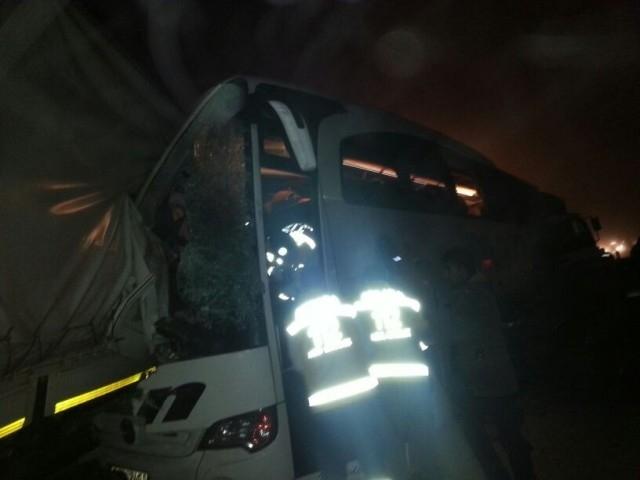 Kulu Makası'nda zincirleme trafik kazası 2