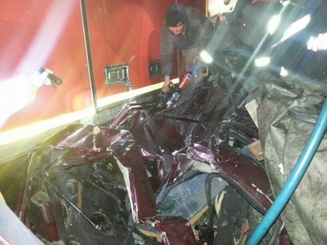 Kulu Makası'nda zincirleme trafik kazası 4