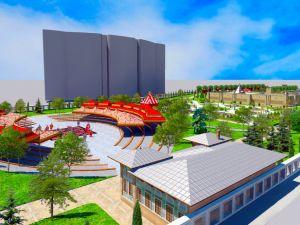 Ecdad Parkı'nın yapımına başlandı