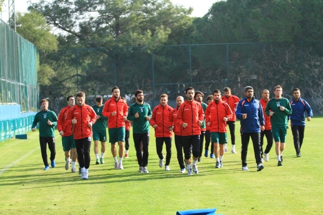 Torku Konyaspor'un devre arası kampı 2