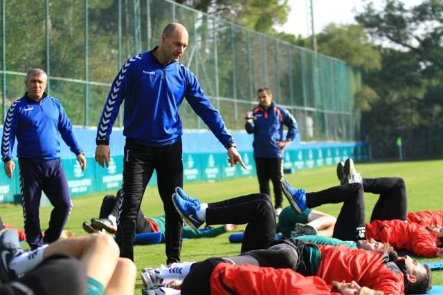 Torku Konyaspor'un devre arası kampı 4