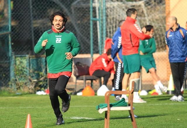 Torku Konyaspor'un devre arası kampı 5