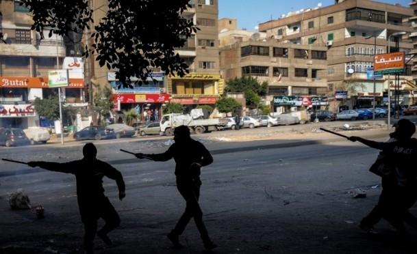 """Mısır'da """"Kanlı Referandumun İptali"""" gösterileri 10"""
