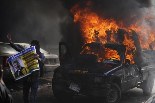 """Mısır'da """"Kanlı Referandumun İptali"""" gösterileri 13"""