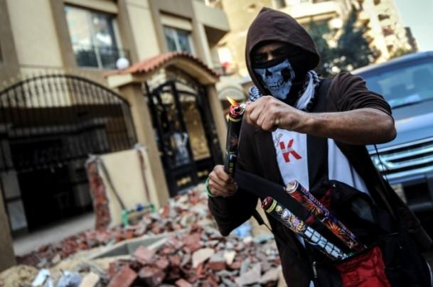 """Mısır'da """"Kanlı Referandumun İptali"""" gösterileri 14"""