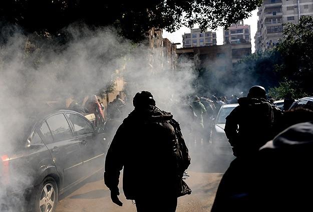 """Mısır'da """"Kanlı Referandumun İptali"""" gösterileri 15"""