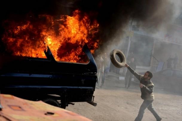 """Mısır'da """"Kanlı Referandumun İptali"""" gösterileri 6"""