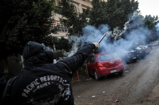 """Mısır'da """"Kanlı Referandumun İptali"""" gösterileri 8"""