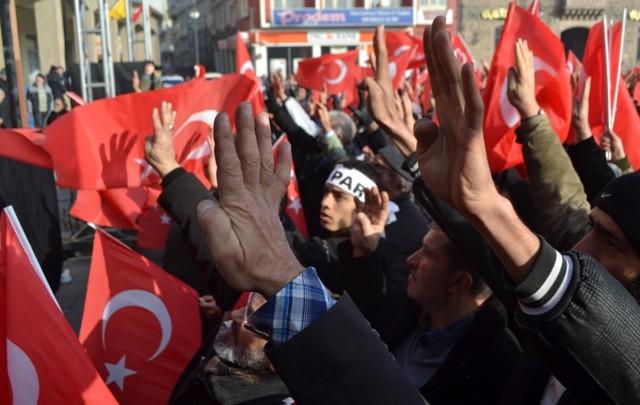 """Konya, """"Milli İrade""""ye kast edenleri telin etti... 10"""