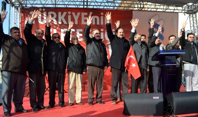 """Konya, """"Milli İrade""""ye kast edenleri telin etti... 11"""