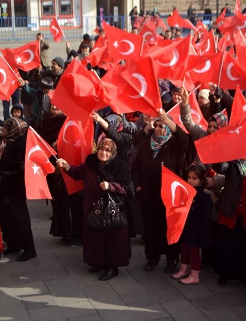 """Konya, """"Milli İrade""""ye kast edenleri telin etti... 13"""