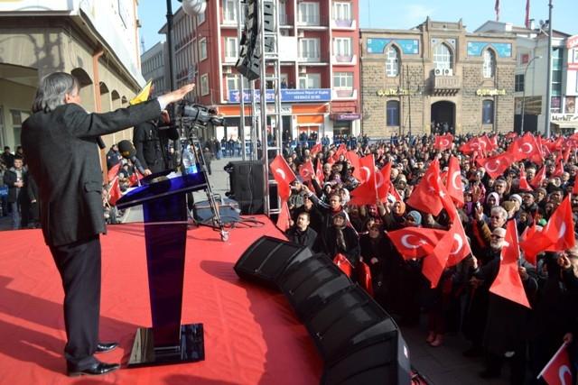 """Konya, """"Milli İrade""""ye kast edenleri telin etti... 14"""
