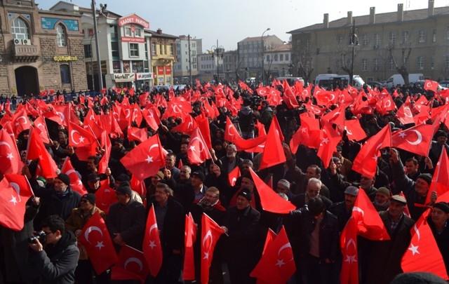 """Konya, """"Milli İrade""""ye kast edenleri telin etti... 7"""