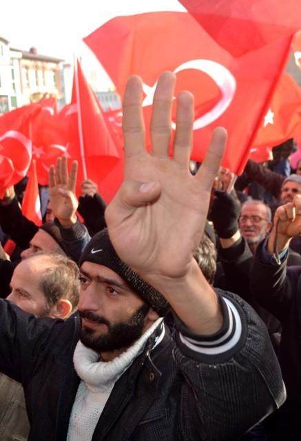"""Konya, """"Milli İrade""""ye kast edenleri telin etti... 9"""