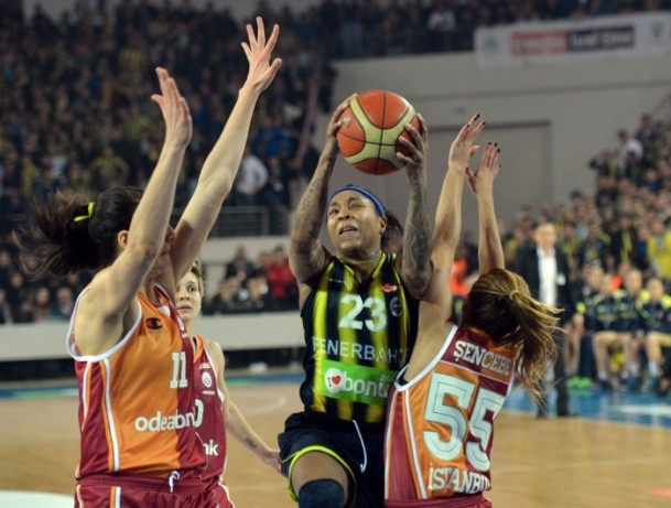 Kupa Galatasaray Odeabank'ın 8