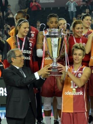 Kupa Galatasaray Odeabank'ın 9
