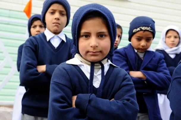 Pakistan'da ''yetim olmak'' 11